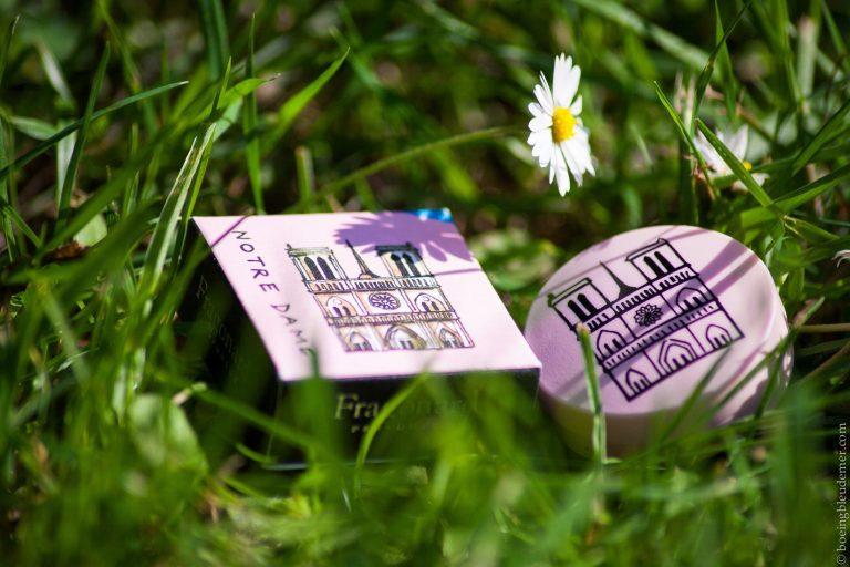 Découverte parfum: les concrètes de Fragonnard