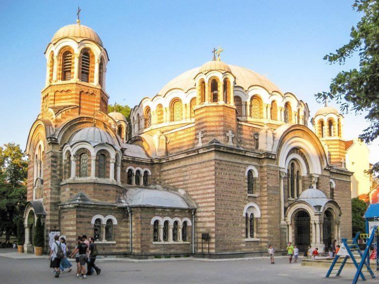 Voyage en Bulgarie - église orthodoxe