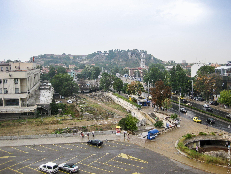 Voyage en Bulgarie - Plovdiv