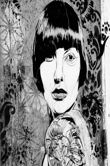XXe arrondissement : street art