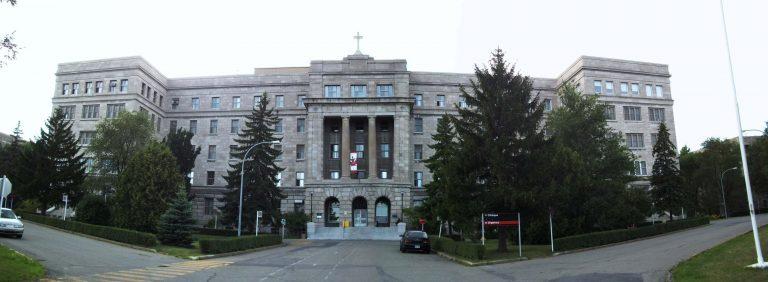 Hôpital Louis H. Lafontaine, Pavillon Ignace-Bourget