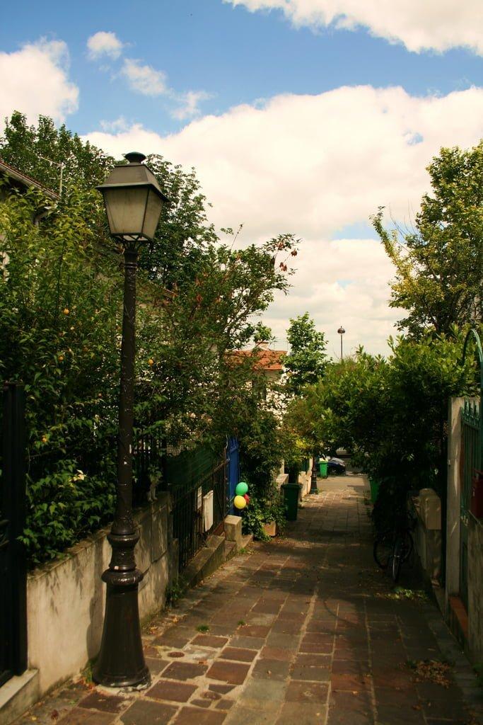 Quartier de la Mouzaïa