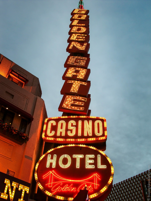 Casinos de Las Vegas, Golden Gate