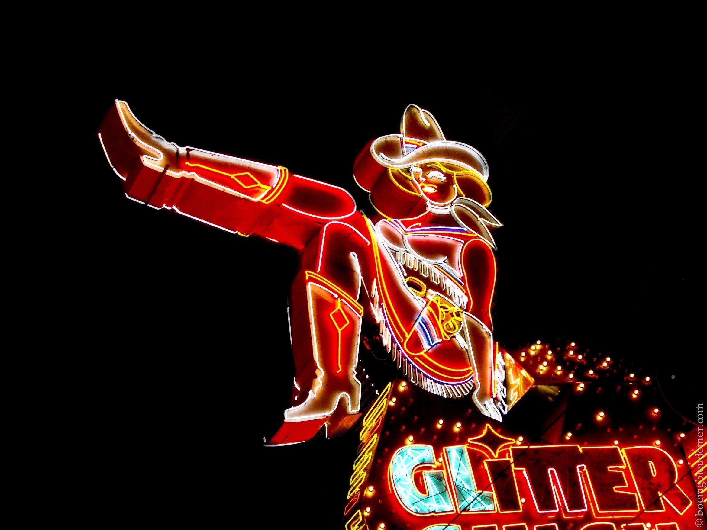 Cowgirl de Las Vegas