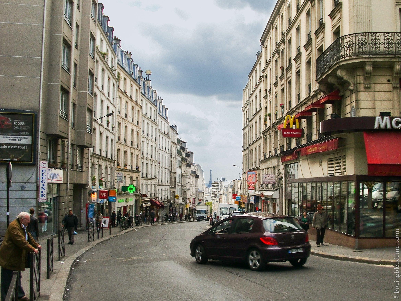 Belleville, balade dans Paris
