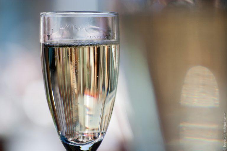 Coupe de champagne, Reims