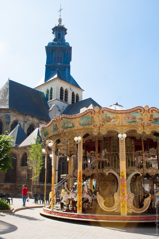 Carrousel à Reims