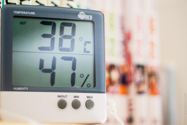 Il fait chaud, trop chaud à Paris