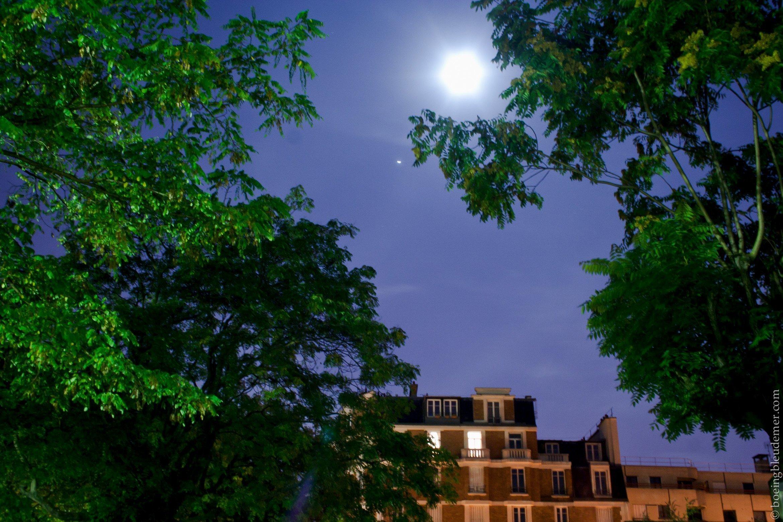 Equinox moon II