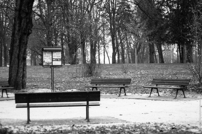 Neige sur Paris (2010)