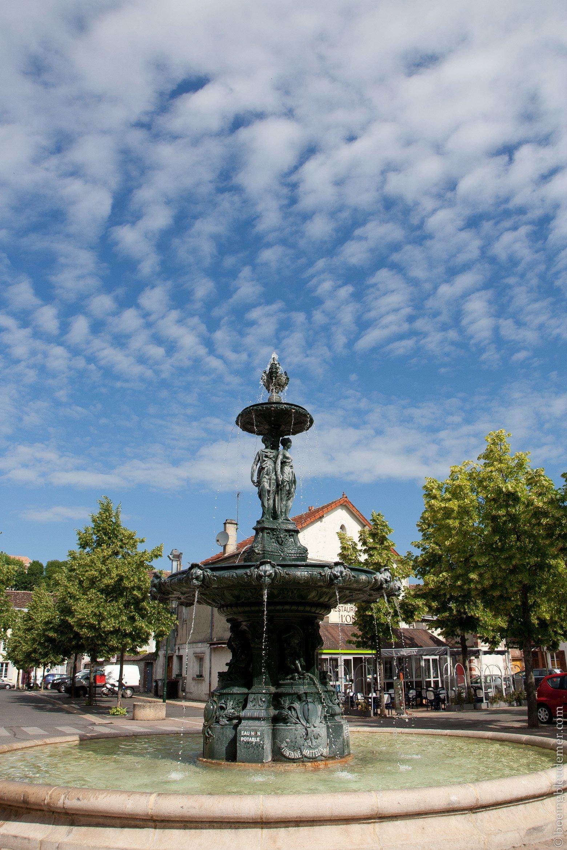 Fontaine à Provins