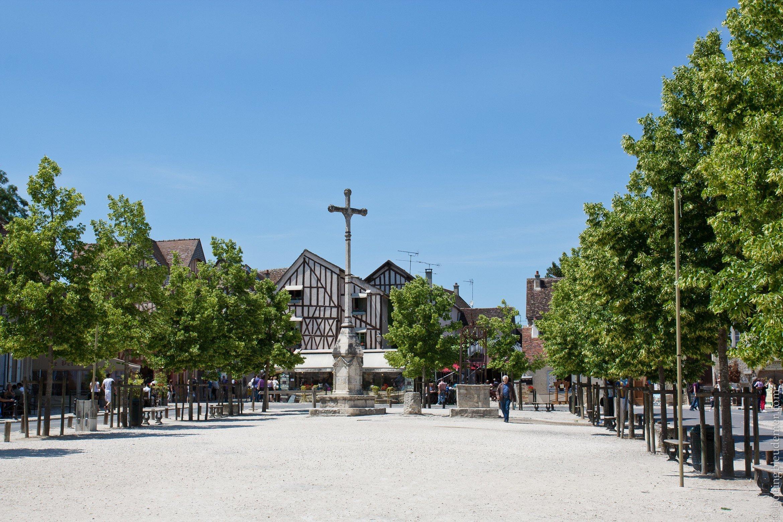 Centre ville de Provins