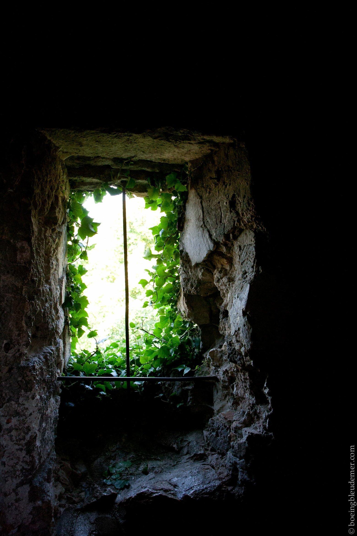 Fenêtre médiévale à Provins
