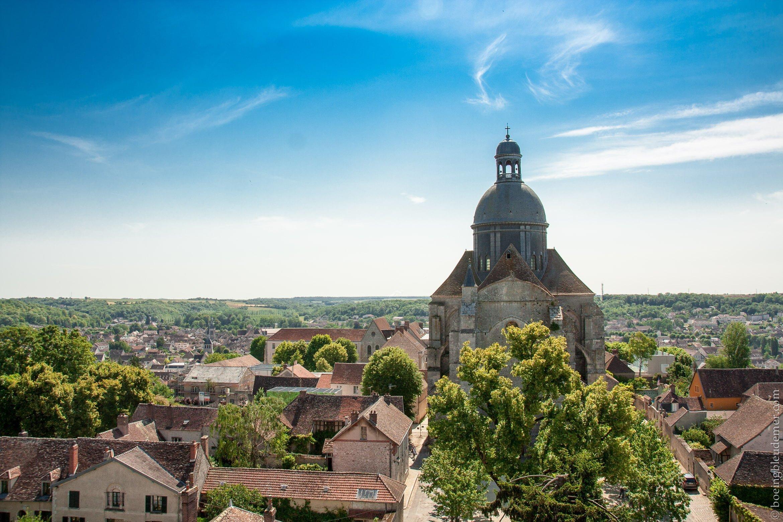 Provins, ville médiévale
