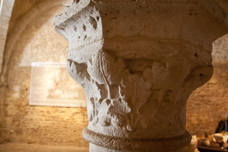Architecture médiévale Provins