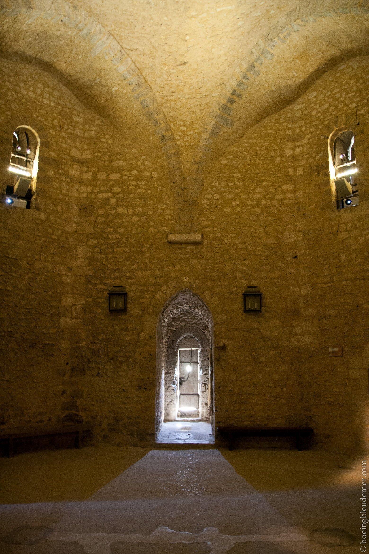 Intérieur de la tour César