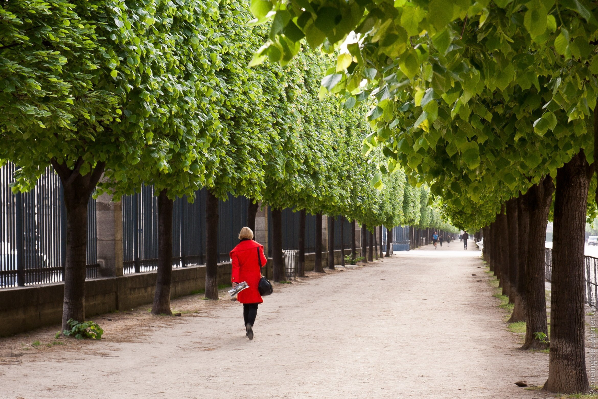 A Tuileries Morning-6