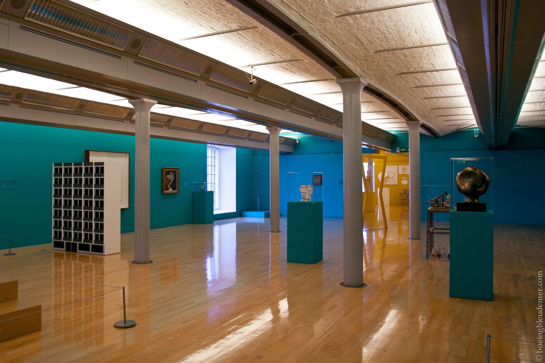 Le musée Tate Modern à Liverpool
