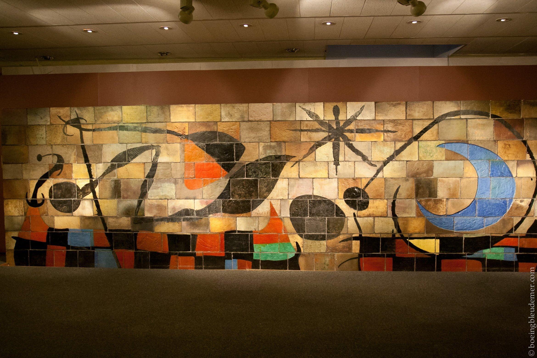 La lune de Joan Miró (1958)