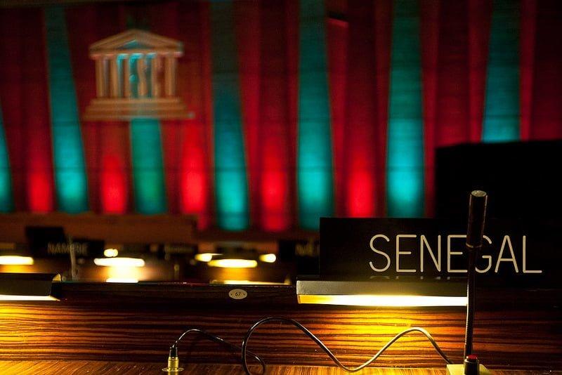 Salle de réunion - UNESCO à Paris