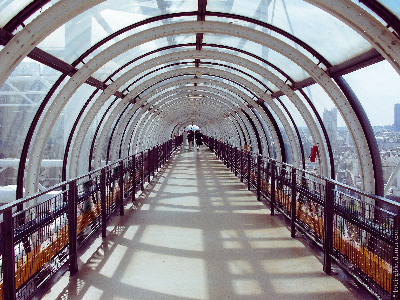 Transparence, centre George-Pompidou