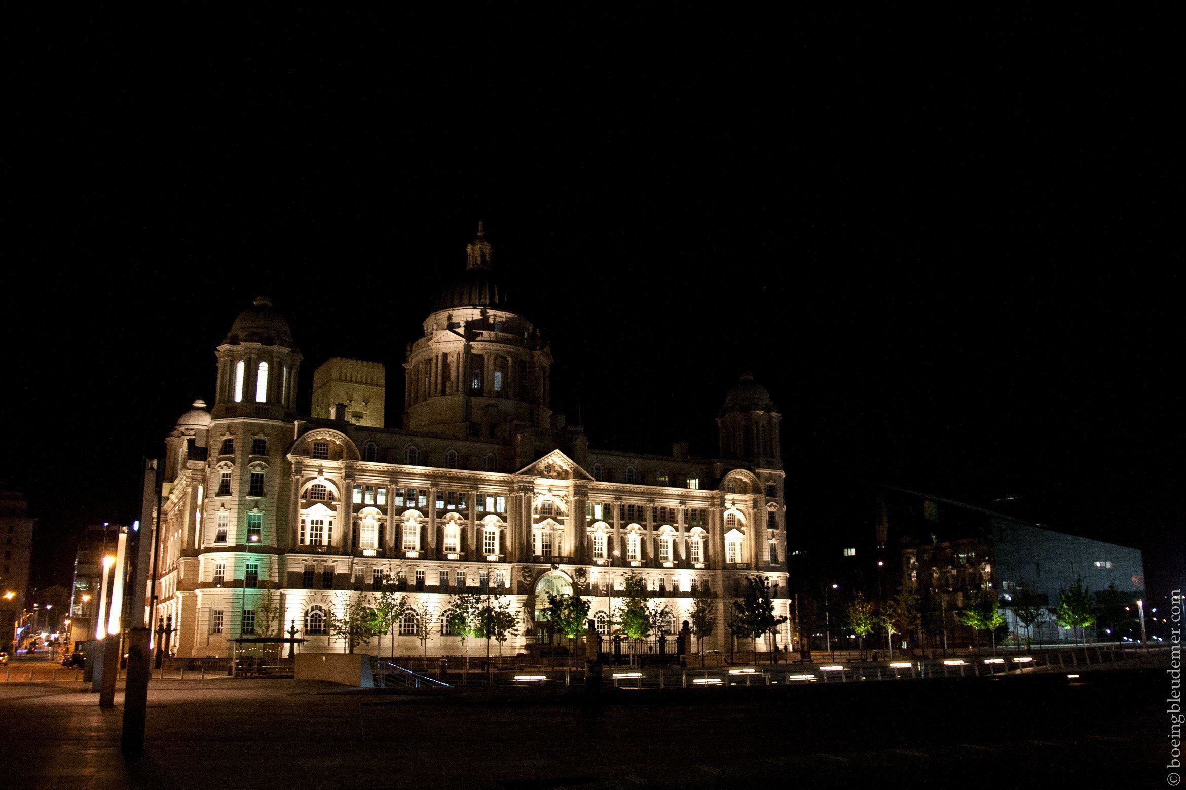 Liverpool by night-4283