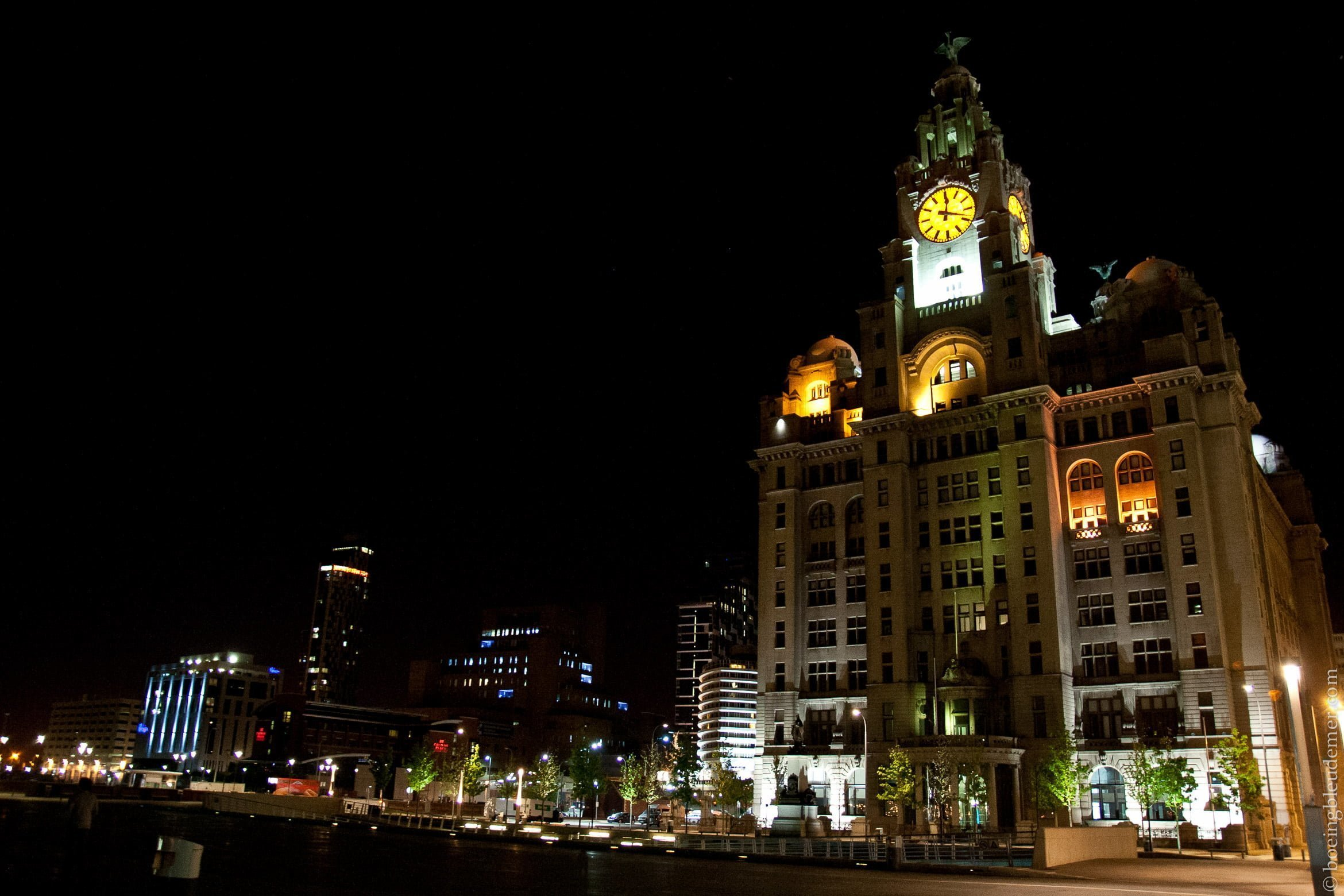 Liverpool by night-4289
