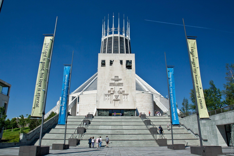 Metropolitan Cathedral de Liverpool