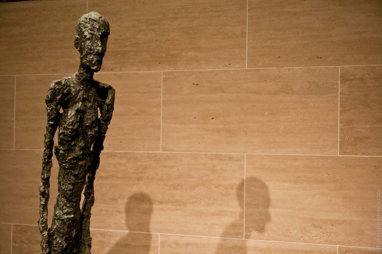 L'Homme qui marche I d'Alberto Giacometti - UNESCO
