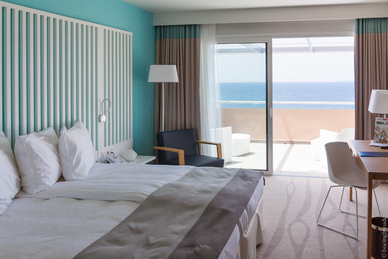 Corse: weekend au Radisson Blu Ajaccio Bay - chambre avec vue sur mer
