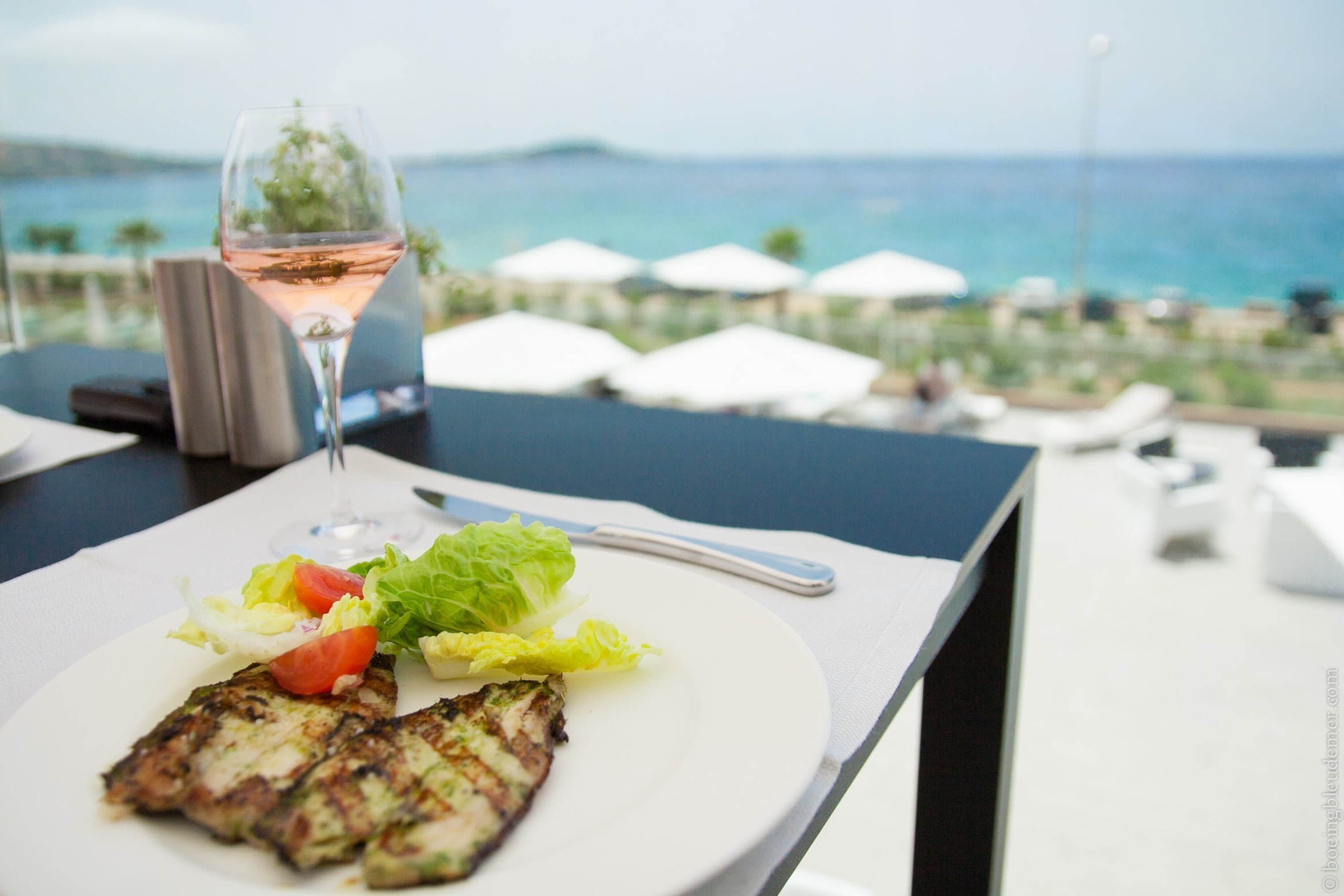 Corse: weekend au Radisson Blu Ajaccio Bay - restaurant A Muvra