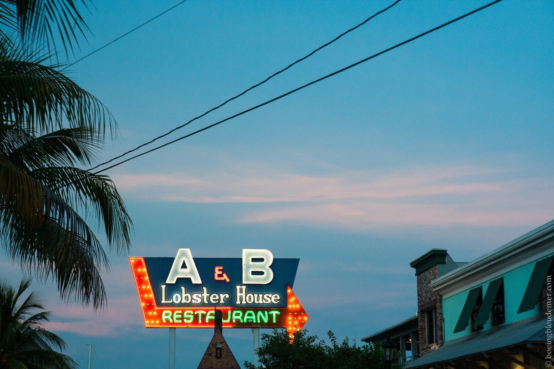 Key West, restaurant