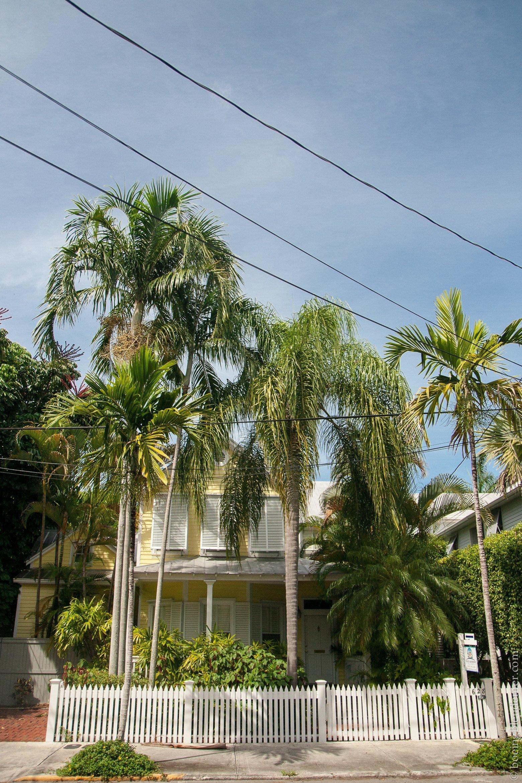 Key West, Maison floridienne