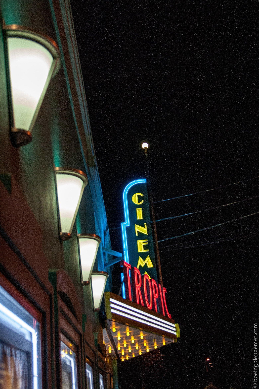 Key West, Cinema Tropic