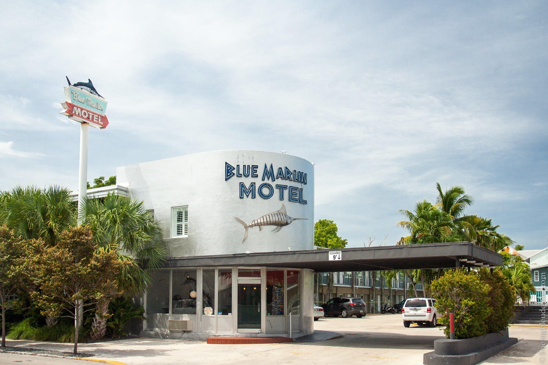 Key West, Blue Marlin Motel