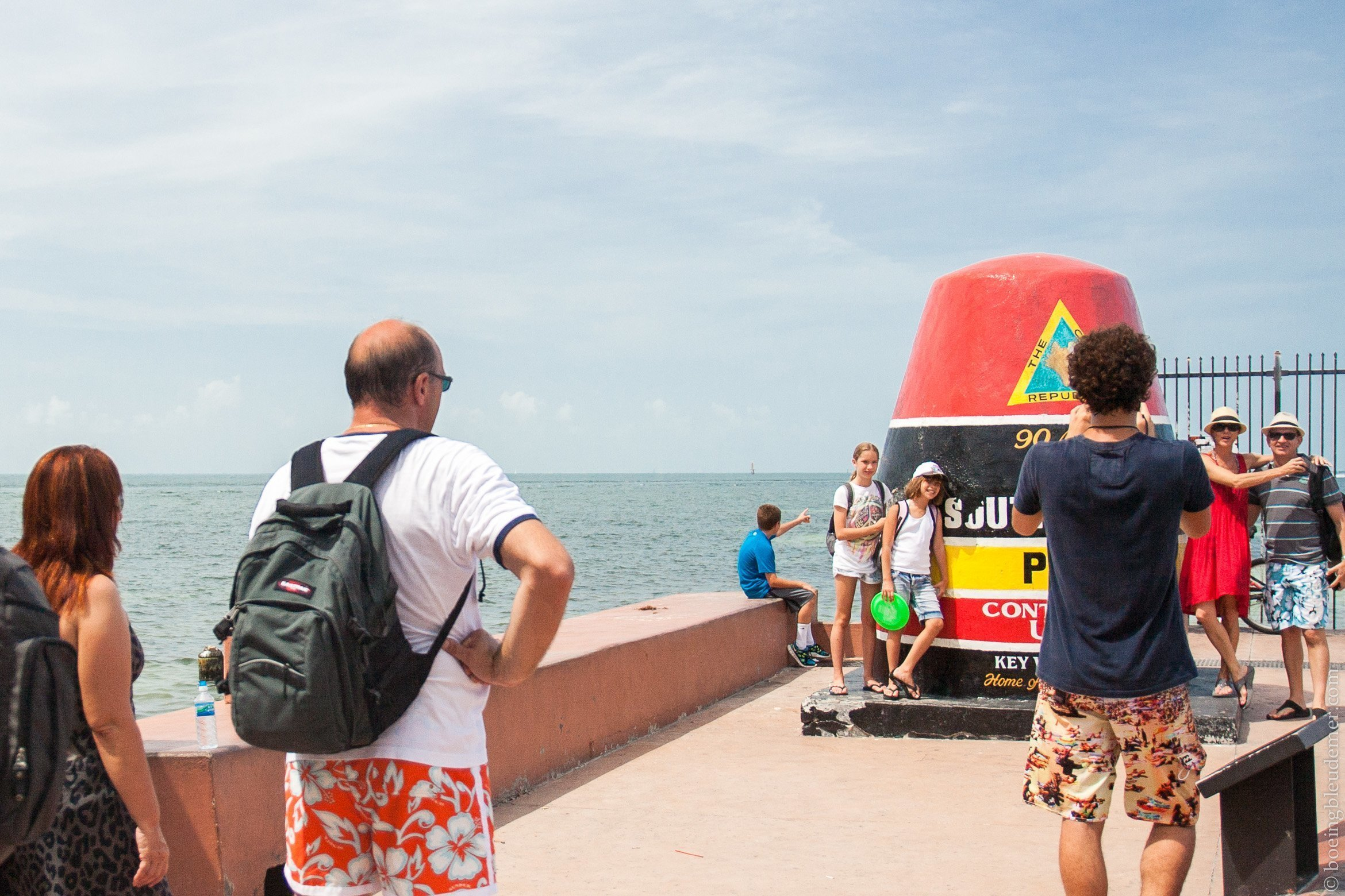 Key West, Southermost point