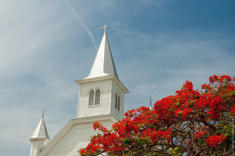 Key West, église