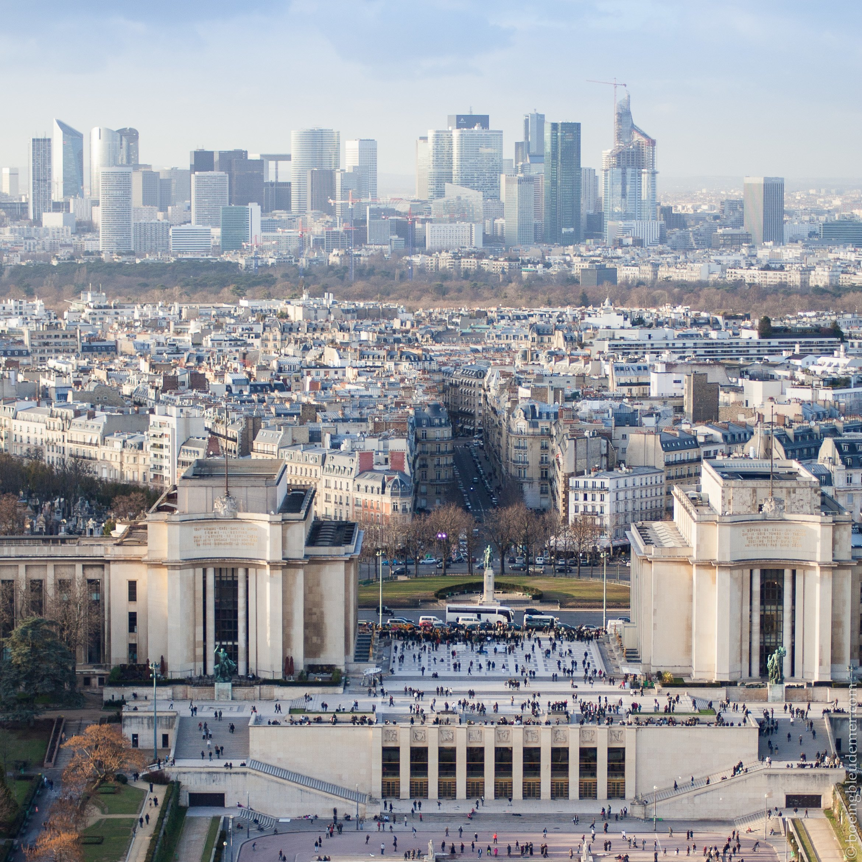 Capitales européennes, Paris