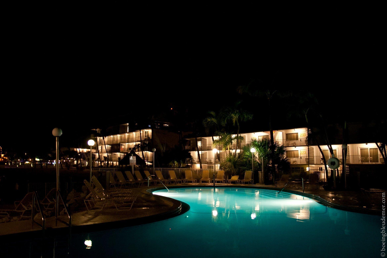 Piscine au Postcard Inn Resort