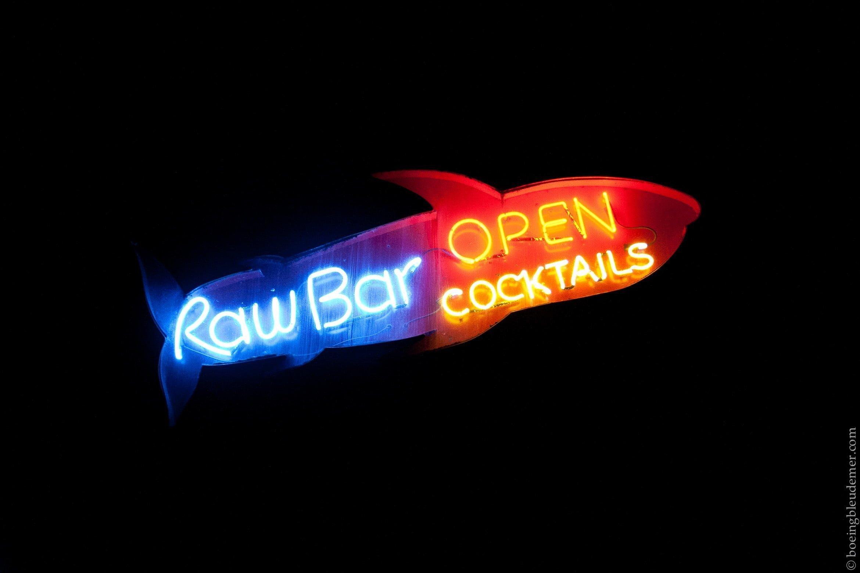 Raw Bar, le restaurant