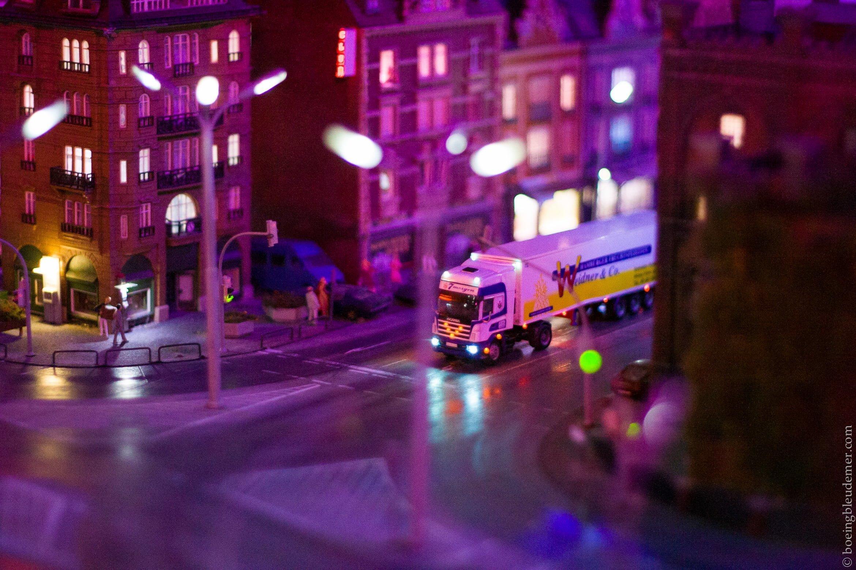 Miniatur Wunderland, camion