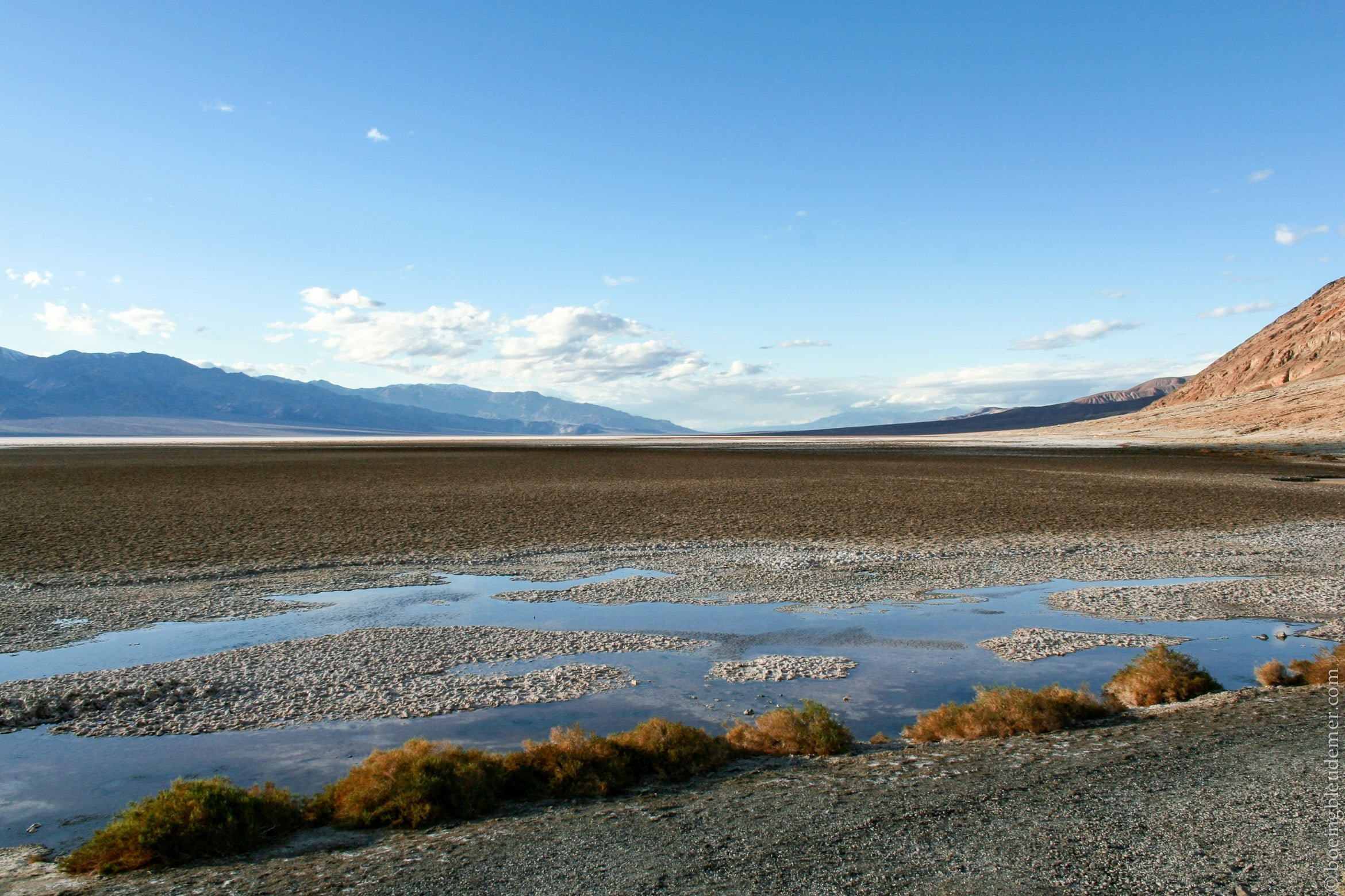 Bad Waters, Death Valley National Park, CA