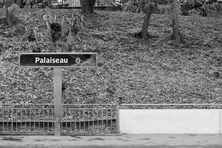 I want to go to Palaiseau