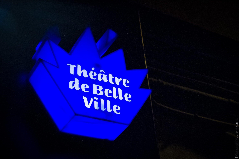 Théâtre de Belleville, Paris