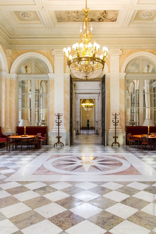 Assemblée Nationale, salon Pujol