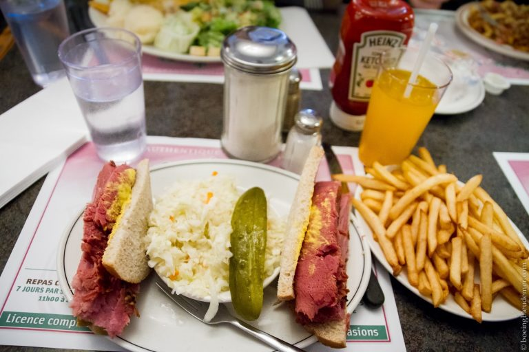 Jarry Smoked Meat, Montréal