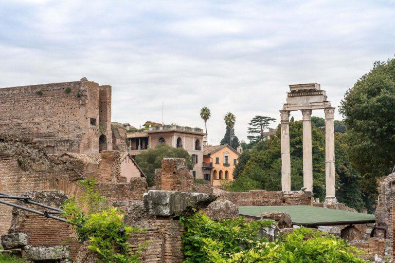 Forum romain, Italie