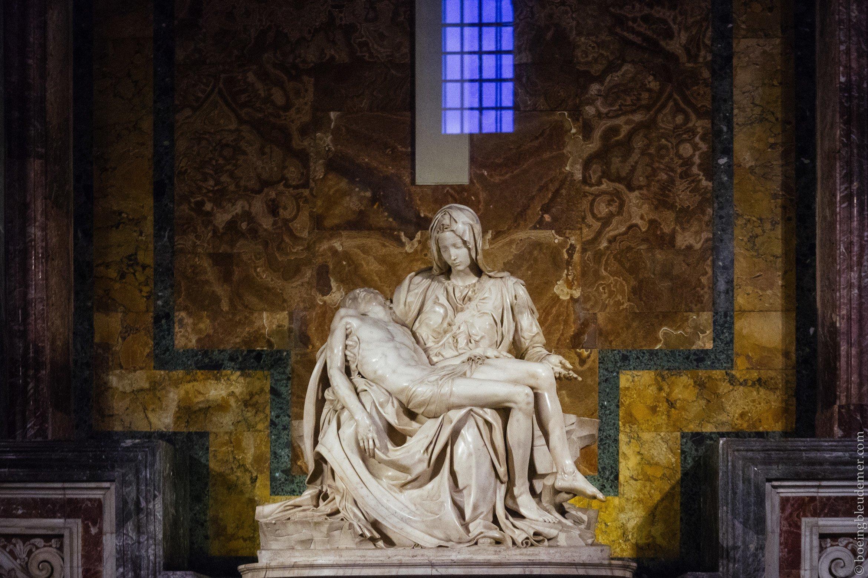 Vatican - week-end à Rome: La Pieta