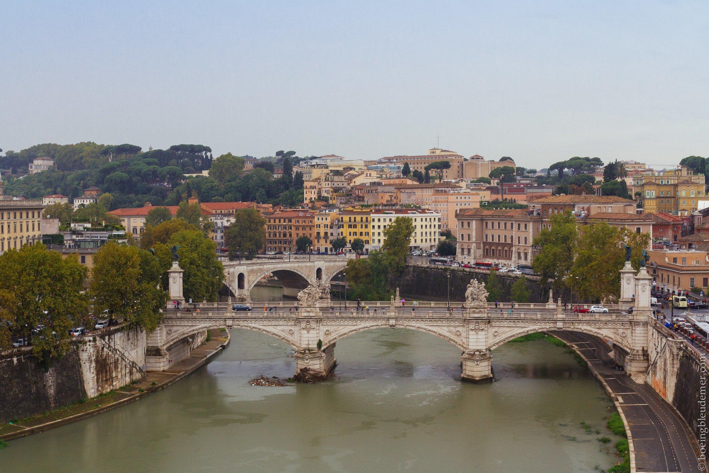 Vatican - week-end à Rome: Le Tibre