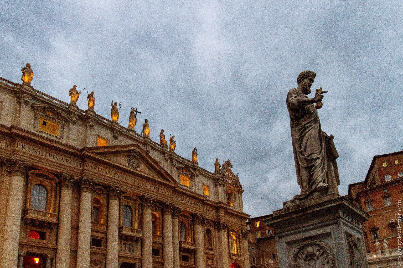 Vatican - week-end à Rome: Saint-Pierre